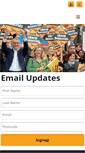 Mobile Preview of cambridgelibdems.org.uk